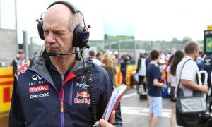 Newey said no to Mercedes and Ferrari in 2014