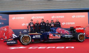 Verstappen pleased with improved Toro Rosso