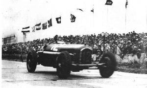 Alfa Romeo's historic Ferrari link