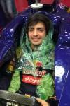 F1 seats: a tight fit!