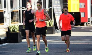 Button completes London Marathon in personal best
