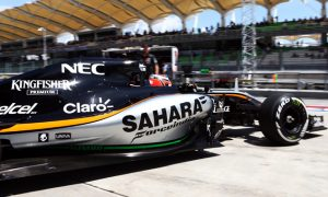 Fernley admits to 'damage limitation' for Force India