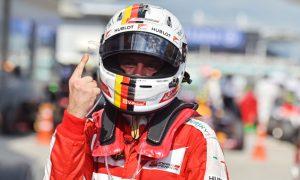 Vettel convaincu des progrès de Ferrari