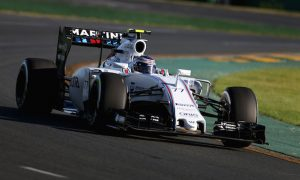 Williams posts £34m loss for 2014