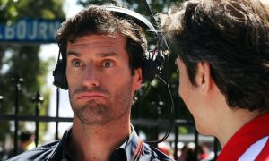 Scene at the Australian Grand Prix