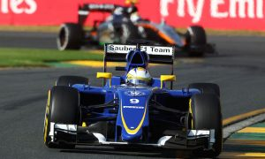 Ericsson proud of race recovery