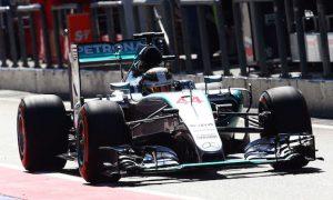 Hamilton quickest despite limited running