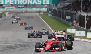 Vettel takes first Ferrari win in Malaysia
