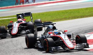 Alonso surprised by McLaren race pace