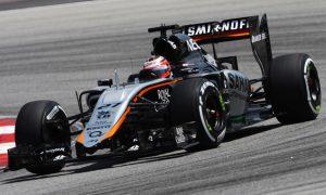 Force India eyes points return in Shanghai