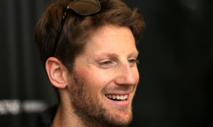 Relaxed Grosjean ready to get back to work