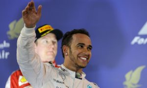Hamilton: 'Ferrari gave us a good run for our money'