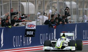 Button's title-winning Brawn F1 car to star at Goodwood