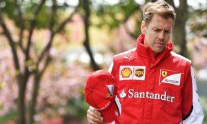 Vettel unmoved by Ecclestone jibe