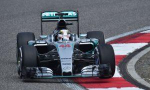Hamilton tops FP2 as fan runs on track
