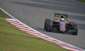 Button surprised by McLaren qualifying pace
