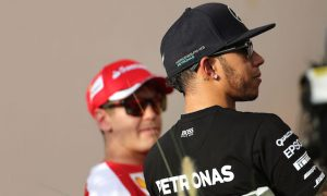 Hamilton eyes 'real special race' with Ferrari