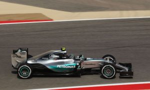 Ferrari shows 'serious pace' - Rosberg