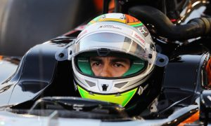 Perez expects challenging weekend for Force India
