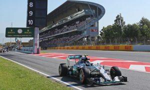 Rosberg beats Hamilton by 0.07s in FP1