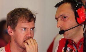 Gap to Mercedes 'bad news' - Vettel