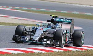Rosberg top from Vettel in close FP3