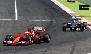 Second was there for the taking - Vettel