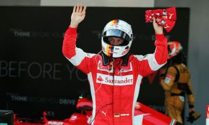 Ferrari closer to Mercedes than it appears - Vettel