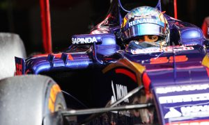 No Toro Rosso updates before Austria