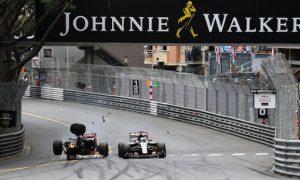 Verstappen gets grid penalty for Grosjean crash