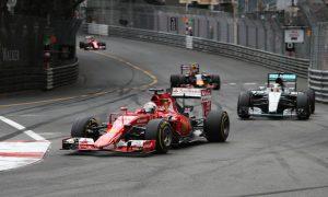 Vettel praises opportunistic Ferrari for 'surprise' P2
