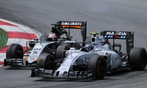 Overheating brake hinders Bottas charge