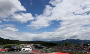 Live: Day 1 of in-season testing from Austria