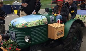 Lauda's latest ride