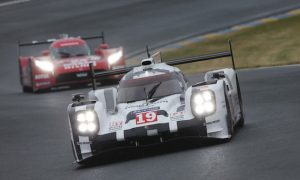 Hulkenberg P3 as Porsche dominates first qualifying