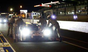 Hulkenberg to start third at Le Mans