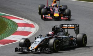 P6 caps 'excellent weekend' for Hulkenberg