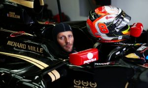 Grosjean aiming to bounce back at Silverstone