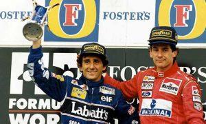Senna's final F1 win