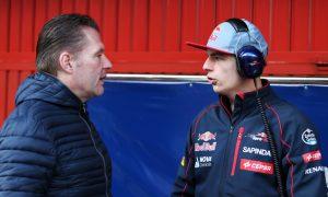 Verstappen's father ridicules Ferrari rumour