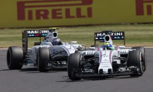 Long corners a problem for Williams, admits Bottas