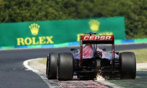 Toro Rosso on course for P5 - Tost