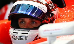 Chilton makes full-time IndyCar switch