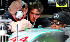 Hamilton: Mercedes keen to 'work harder' than rivals