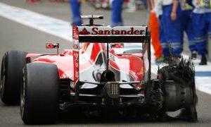 Pirelli insists Vettel tyre failure due to 'pure wear'