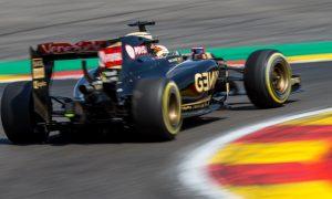 Grosjean 'surprised' by Lotus speed in Spa qualifying