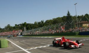 The last win at Enzo's circuit