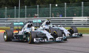 Rosberg has 'no regrets' over 2014 clash