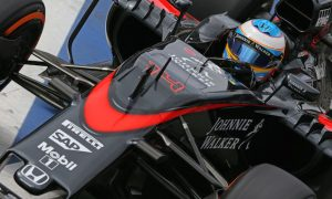 Alonso looking forward to driving by instinct