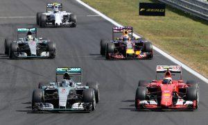 Ferrari 'a pretty big outside shot'